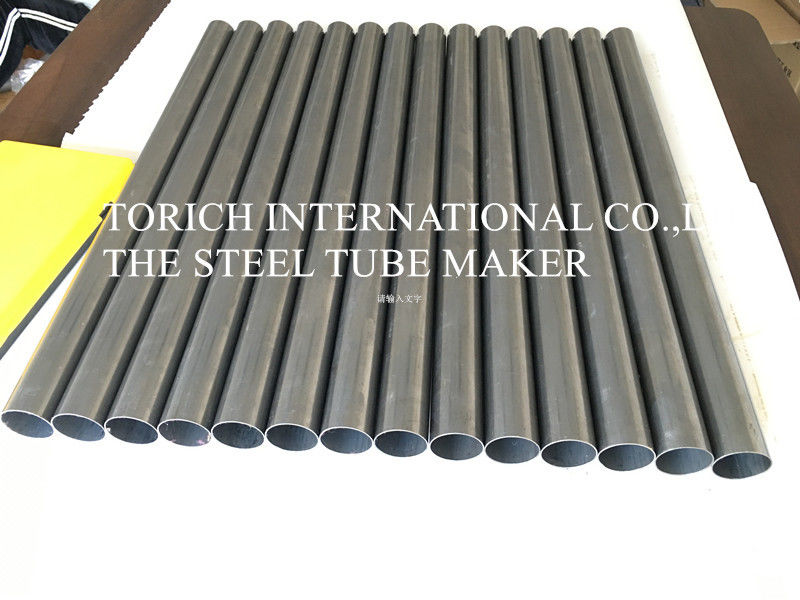 EN10305-1 E235 E355 +SRA +N Precision Steel Tube Cold Drawn Seamless Steel Tubing